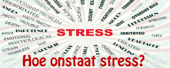 Teksten over stress