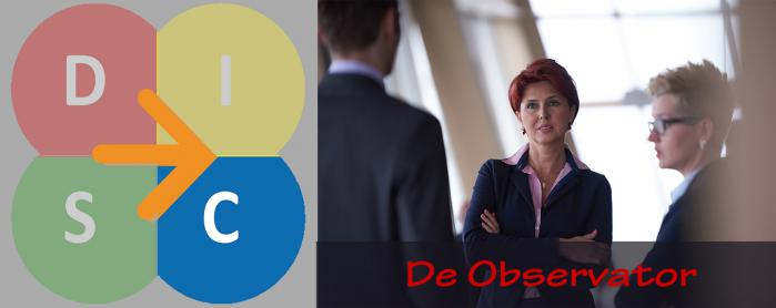 De observator, communicatiestijlen
