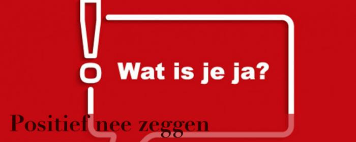 Wat is je ja?
