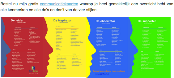 gratis communicatiekaarten